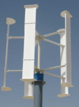 Vertical Axis Wind Turbines pale eoliche ad asse verticale